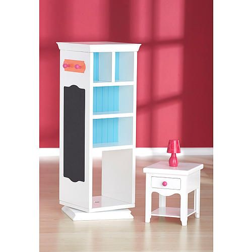 The Journey Girls Revolving Storage Tower Is The Perfect Piece To