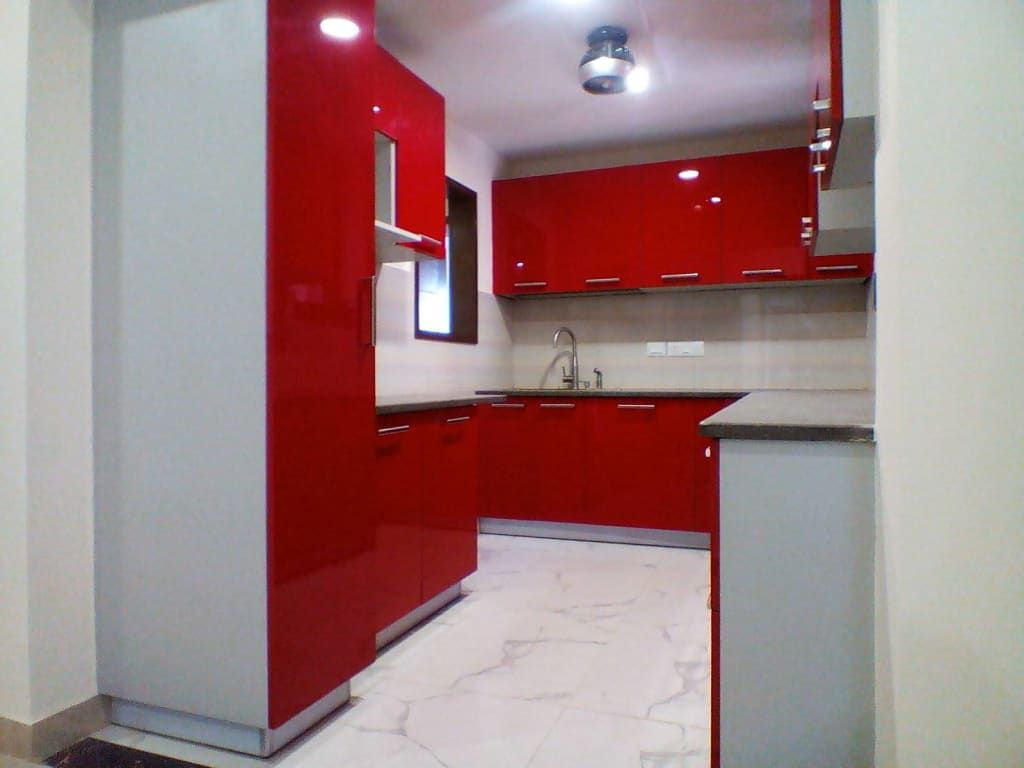 Interiors Asian Style Kitchen By Idr Interior N Consultant Asian