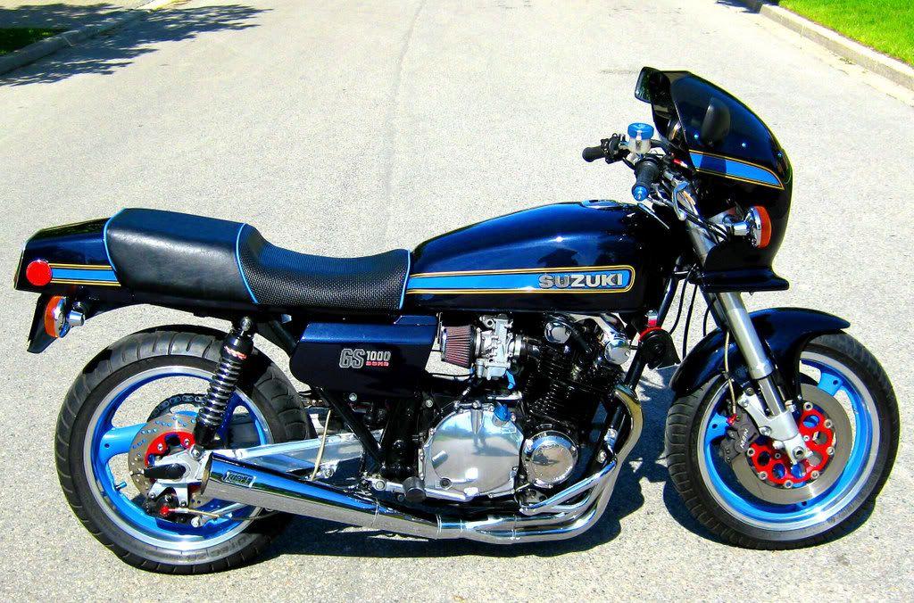 suzuki gs 750 1000 loved motorcycles suzuki bikes motorcycle rh pinterest com
