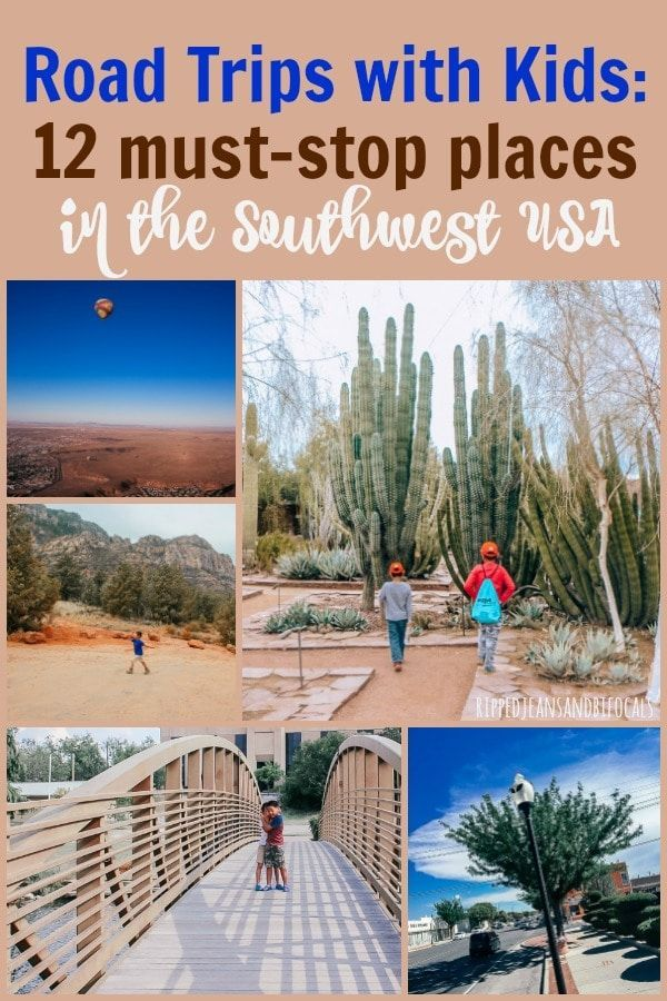Best Places to stop on a Southwest Road Trip with Kids -   17 travel destinations Texas kids ideas