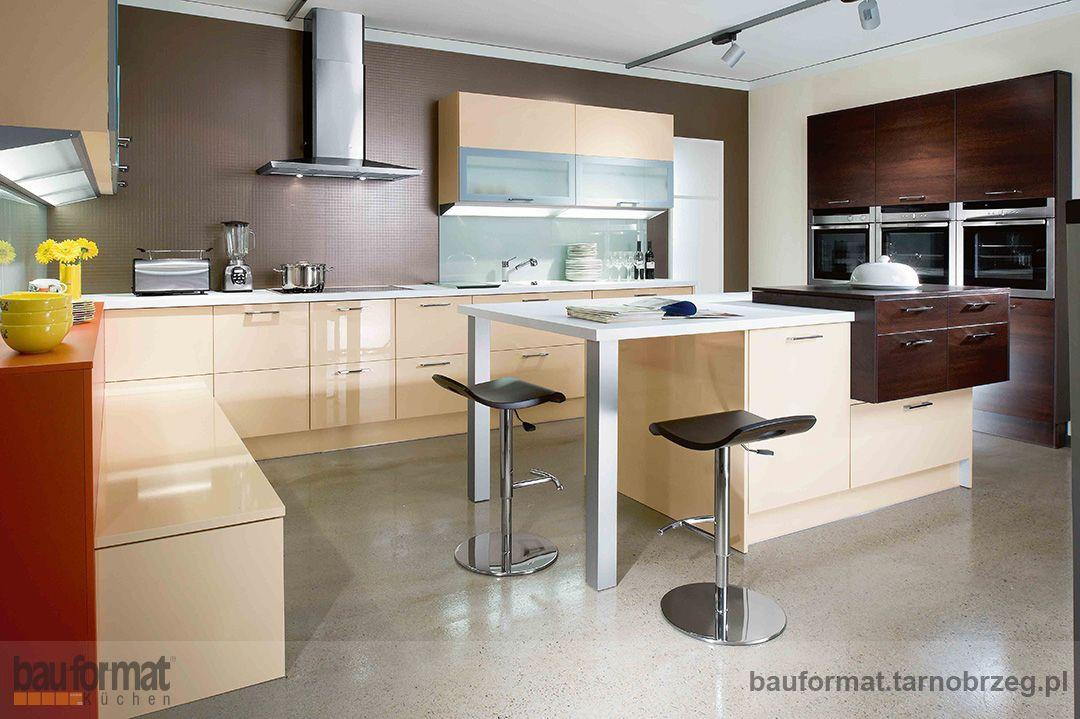 Gelbe Küche von Nobilia \/ Yellow kitchen by Nobilia - nobilia küchen günstig kaufen