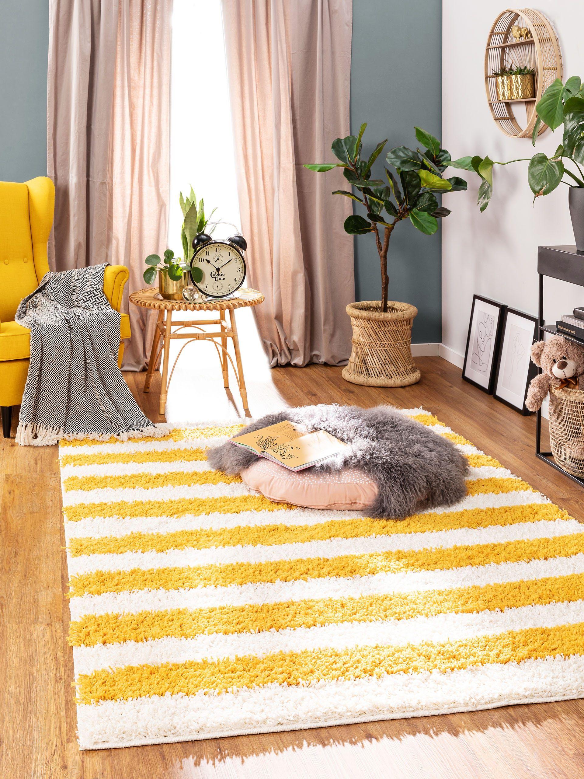 Kinderteppich Soho Gelb In 2020 Teppich Kinderzimmer Kinderteppiche Teppich Kinder