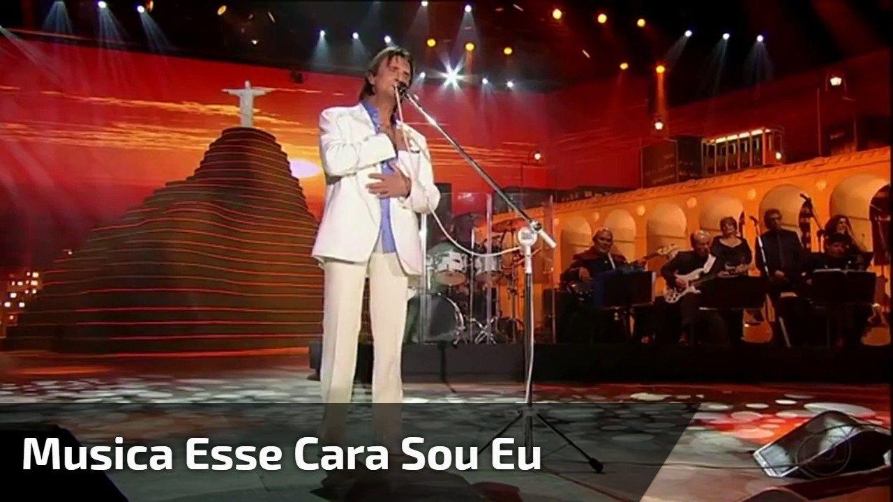 Musica De Roberto Carlos Esse Cara Sou Eu Vale A Pena Conferir