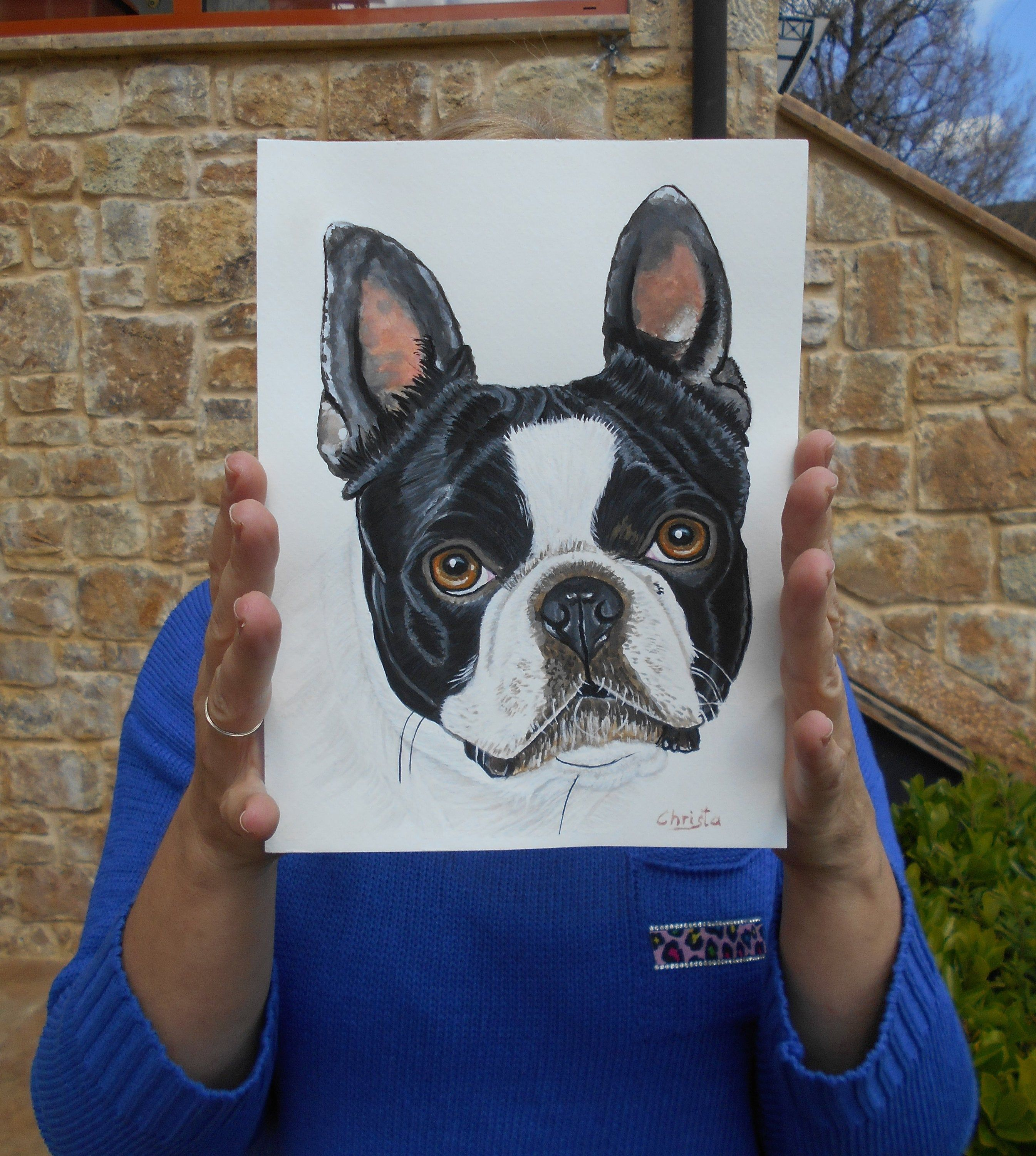 Custom Pet Portrait Watercolor Painting Custom Dog Portrait Custom Cat Portrait Memorial Gift Personalized Gift For Her Modern Pet Art In 2020 With Images Custom Cat Portrait Custom Dog Portraits Custom