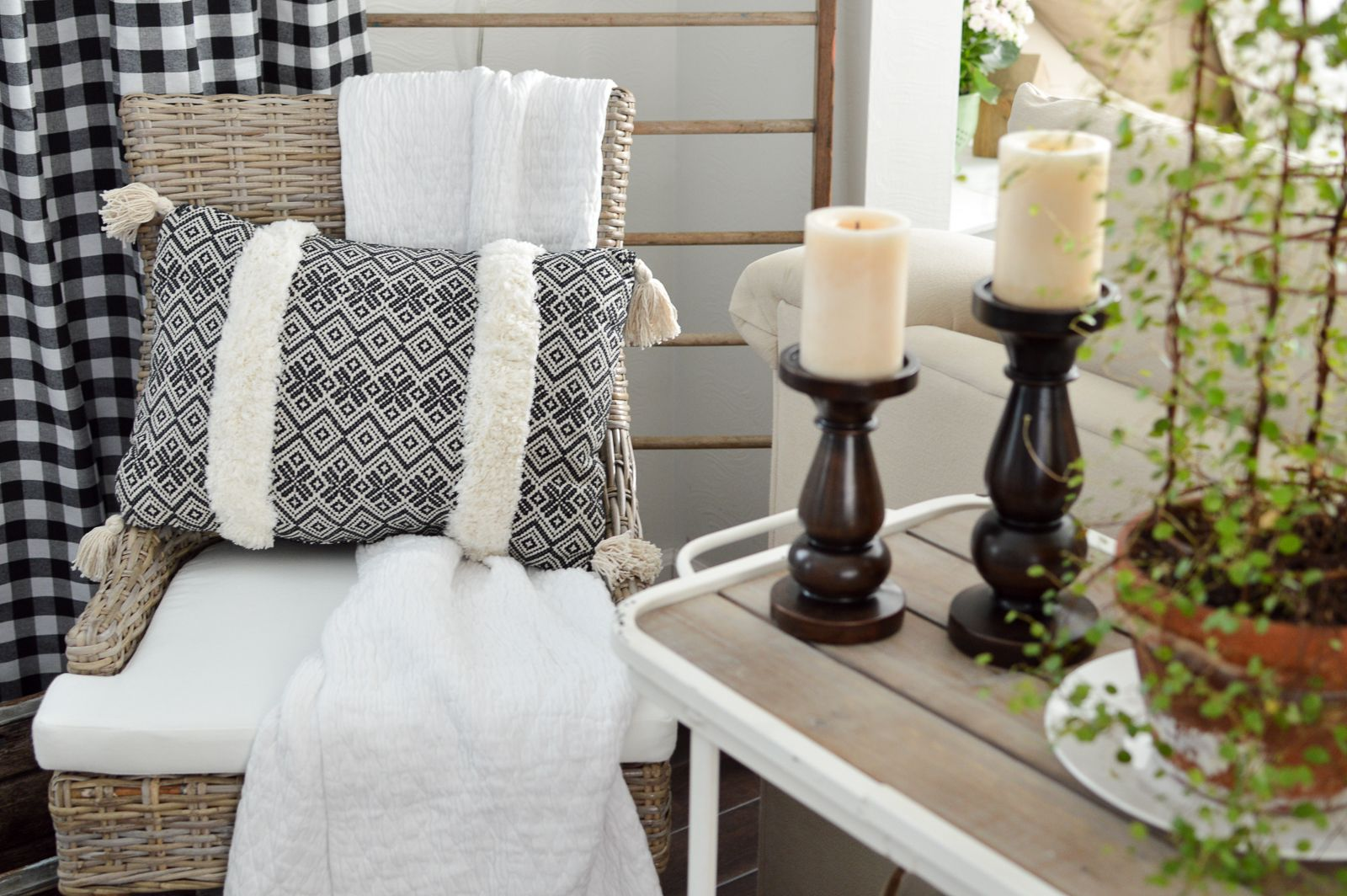 Outdoor In Spring Home Decor And Furniture Ideas Home 400 x 300