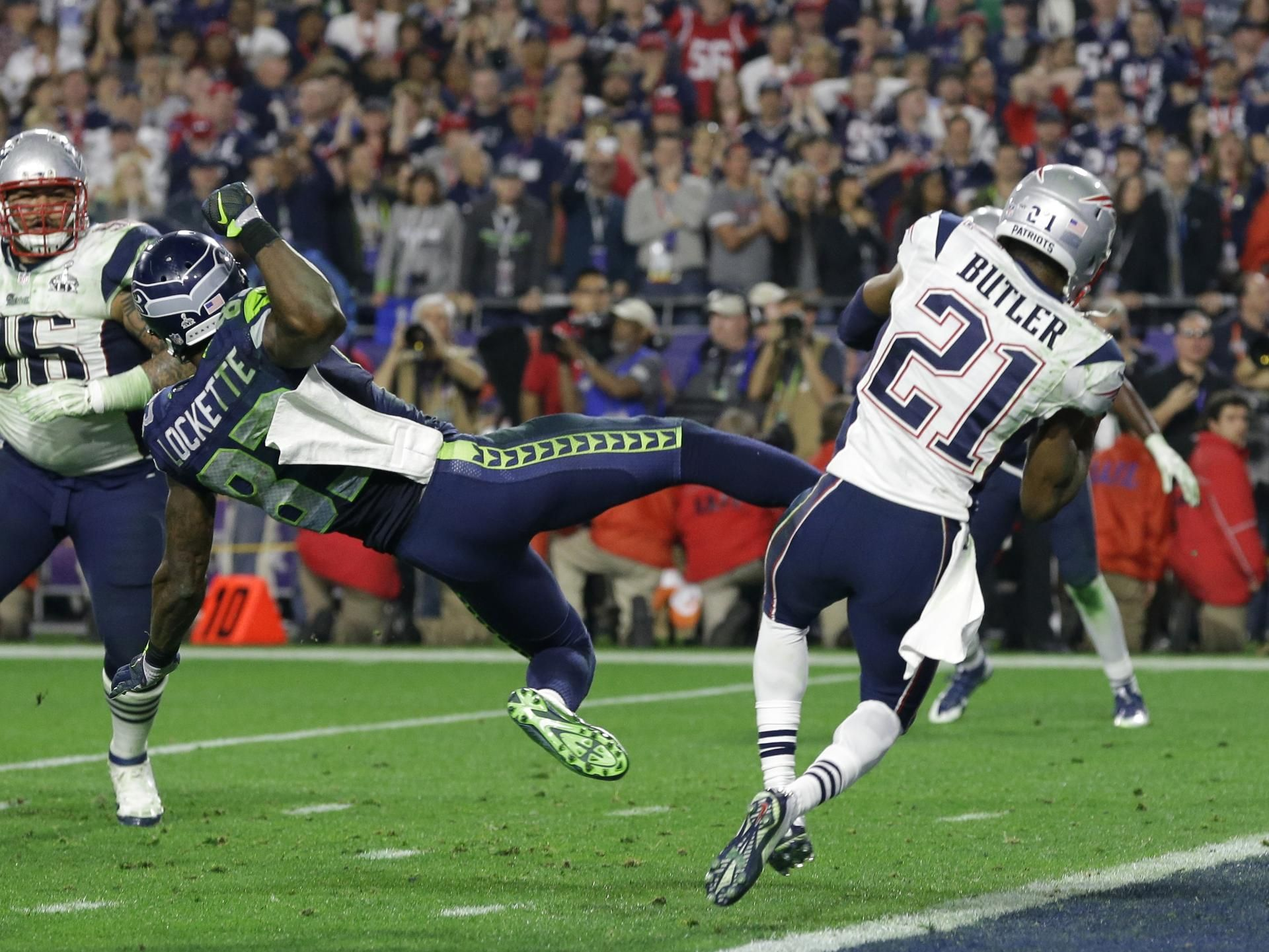 Unknown Malcolm Butler Becomes Super Bowl Hero For Patriots New England Patriots Super Bowl Sports Fashion Men