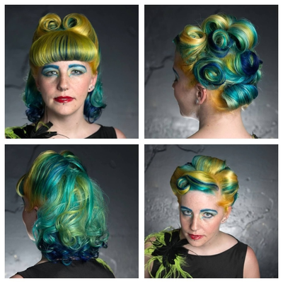 Please vote for this entry in Show us your BEST DIMENSIONAL COLOR TECHNIQUE!!