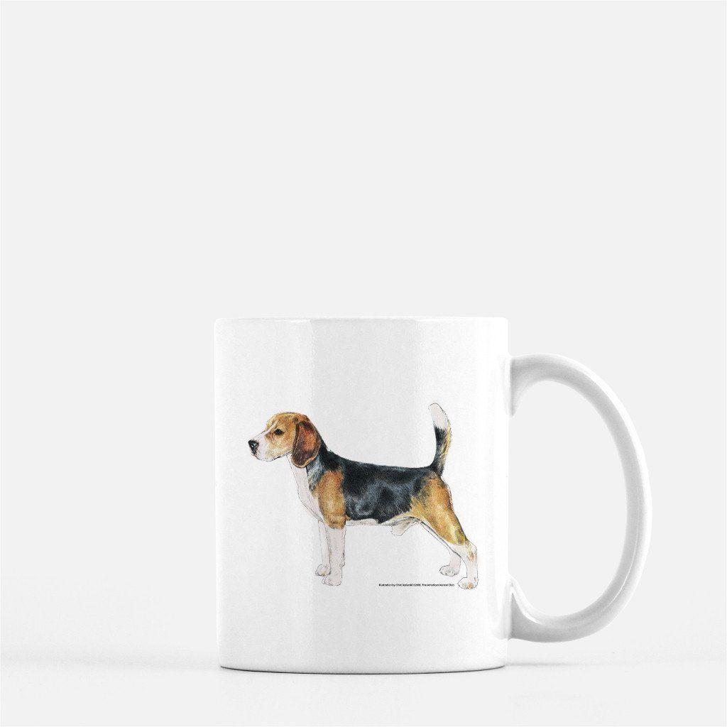 Beagle Coffee Mug Akc Dog Gear And Supplies Beagle Pet Mat Mugs