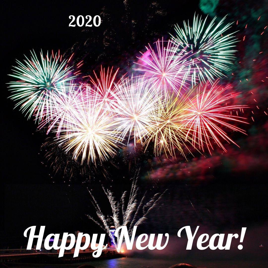 The photo says it all Happy 2020! in 2020 Happy new