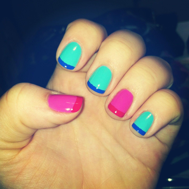 Fun nails | Fun nails, Nails, Beauty