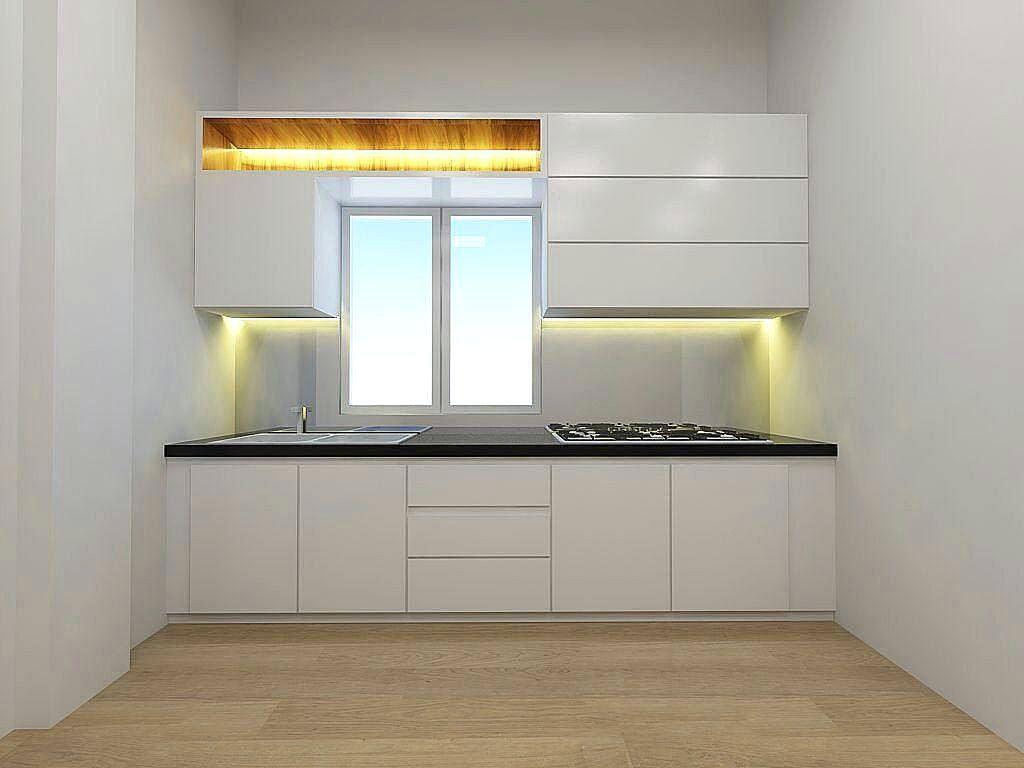 Kitchen Set Minimalis 2017 | Desain dapur, Ide dapur, dan ...