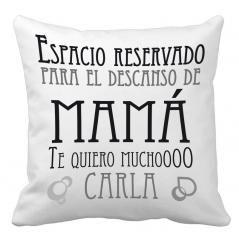Funda de Almohada Cojín Personalizado Su Imagen Foto De Nombre Personalizado Regalo Mamá Papá