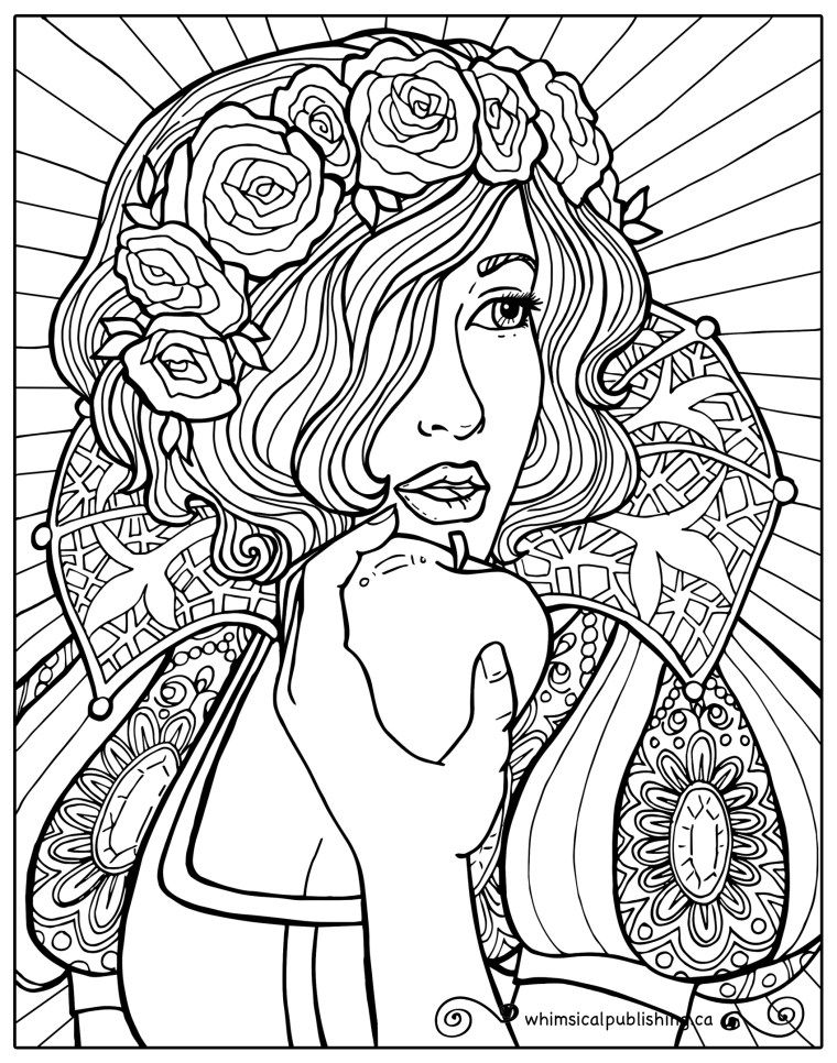 - Free Colouring Pages Free Coloring Pages, People Coloring Pages, Coloring  Pages Inspirational