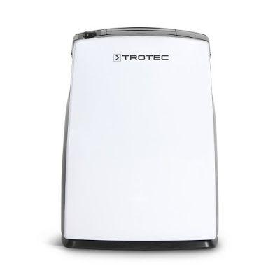 Le #déshumidificateur #Trotec TTK 29 E est un modèle mobile - deshumidificateur d air maison