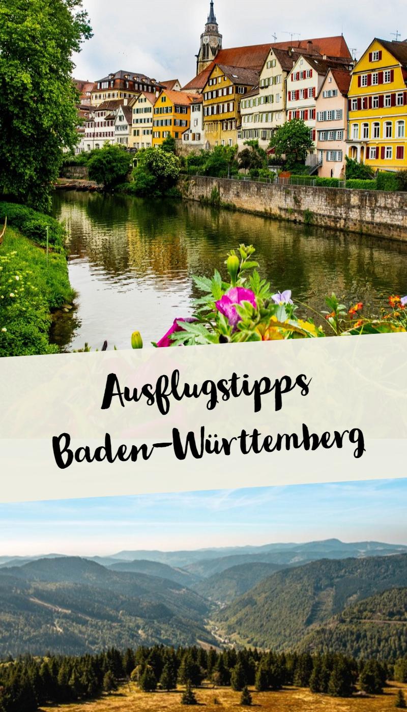 Hier Findet Ihr Ausflugstipps Fur Baden Wurttemberg Deutschland Reiseinspiration Ausflug Rucksacktour Durch Europa Reiseziele
