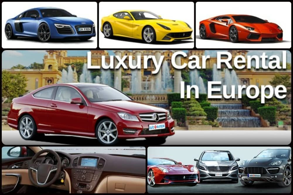 Cheap Car Rentals Luxury Cars In Poland Car Rental Car Rental Deals Luxury Car Rental