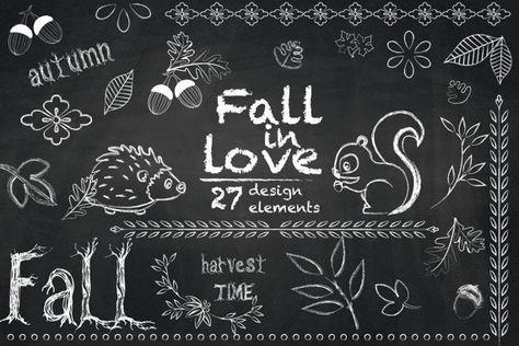 Ähnliche Artikel wie Herbst-Tafel Cliparts, ClipArt Herbst, Igel, Eichhörnchen, Eichel, Blätter, fallen Grenzen, Ernte, Thanksgiving Grafik - kommerzielle Nutzung auf Etsy