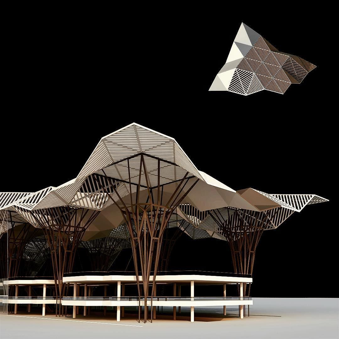 Best Nextarch By Dmdesigns Next Top Architects Roof Canopy 400 x 300