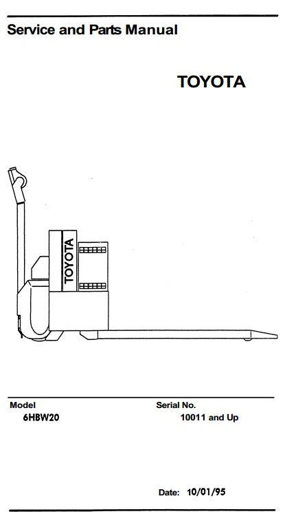 Toyota Fdu Hydraulic Wiring Diagram on