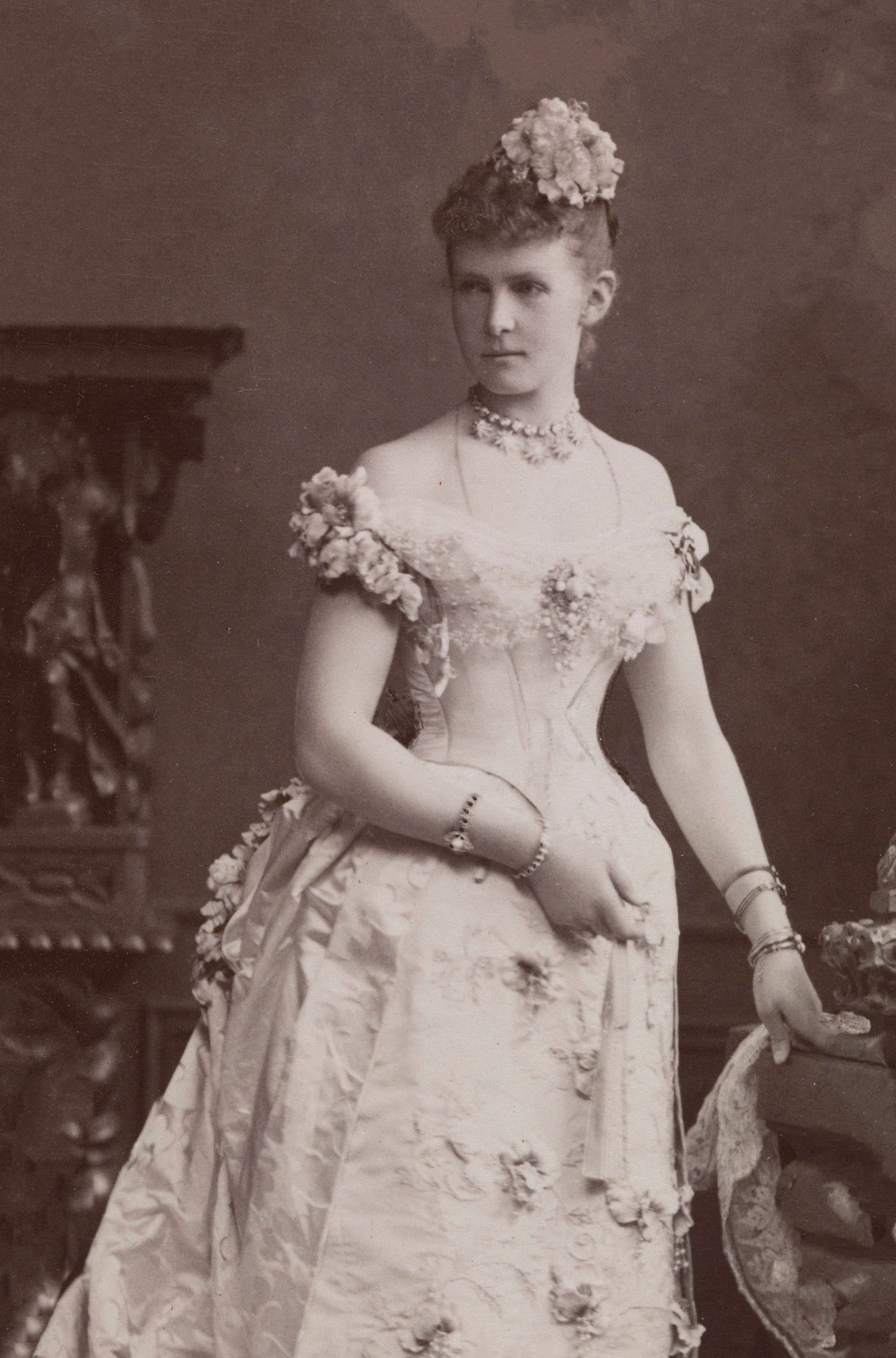 Princess Elisabeth Anna of Prussia, Hereditary Grand Duchess of ...