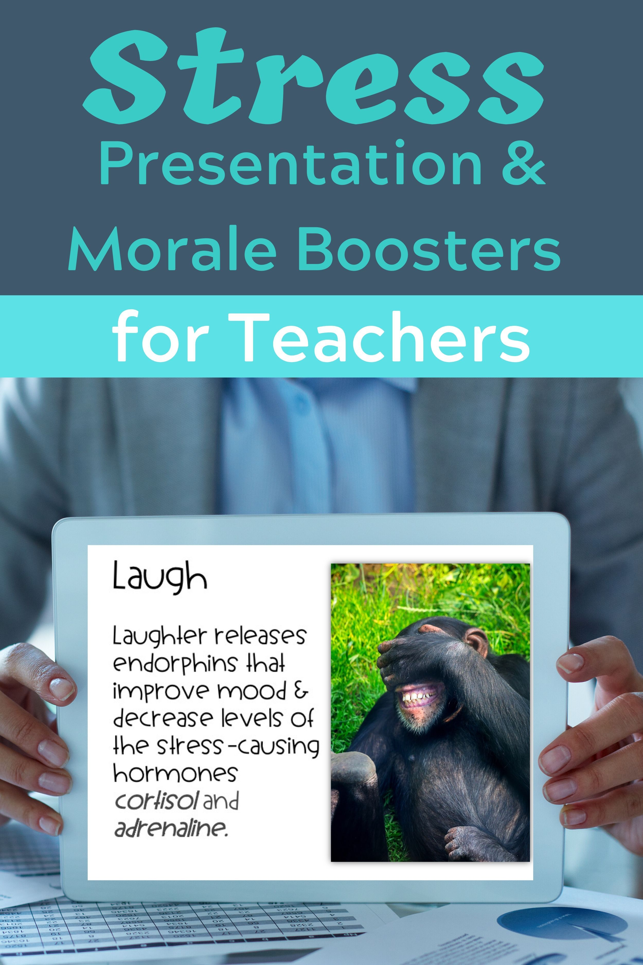 Stress Relief Week Kit for Faculty in 2020 | Teacher ...
