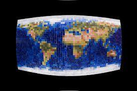 Resultado de imagem para Planisfério da Interculturalidade