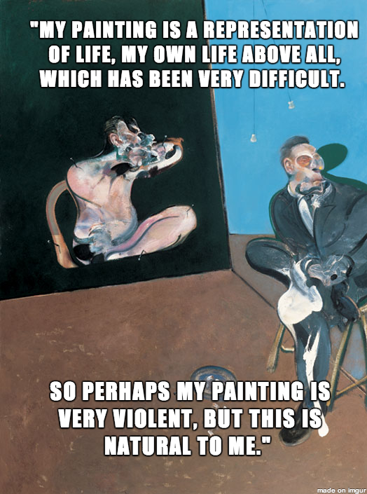 Francis Bacon Quote Francis Bacon Francis Bacon Bacon Drawing
