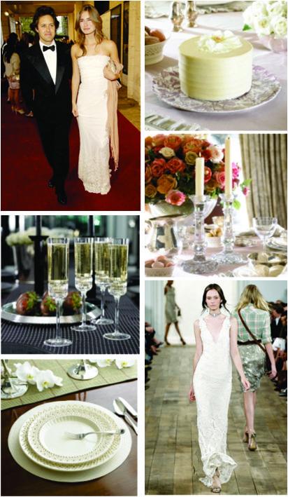 Ralph Lauren Wedding