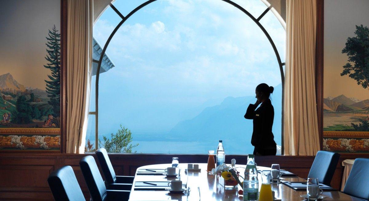 Hotel Mont Pelerin Mirador Resort Spa In The Heart Of Lavaux On