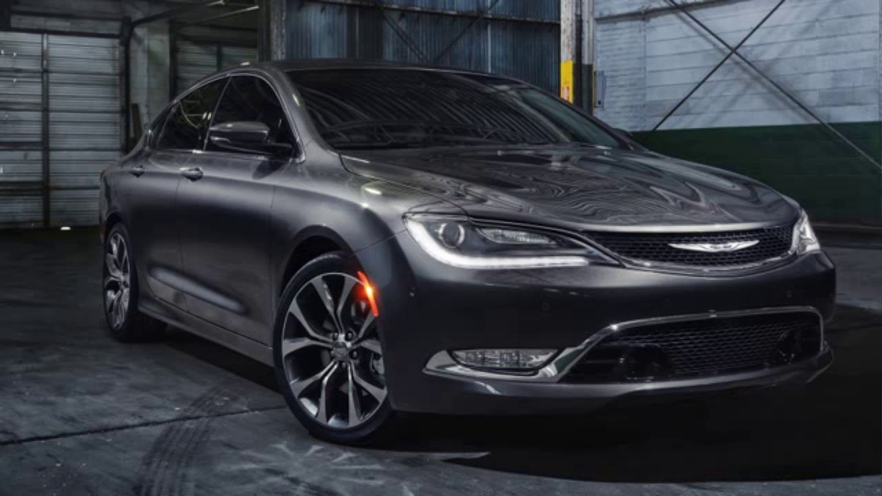 2020 Chrysler 200 Functional And Modern Sedan Chrysler 200