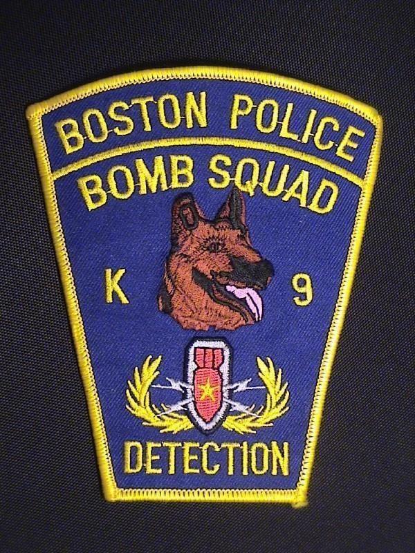 heroes. Boston Marathon 2013 boston police k9 bomb squad