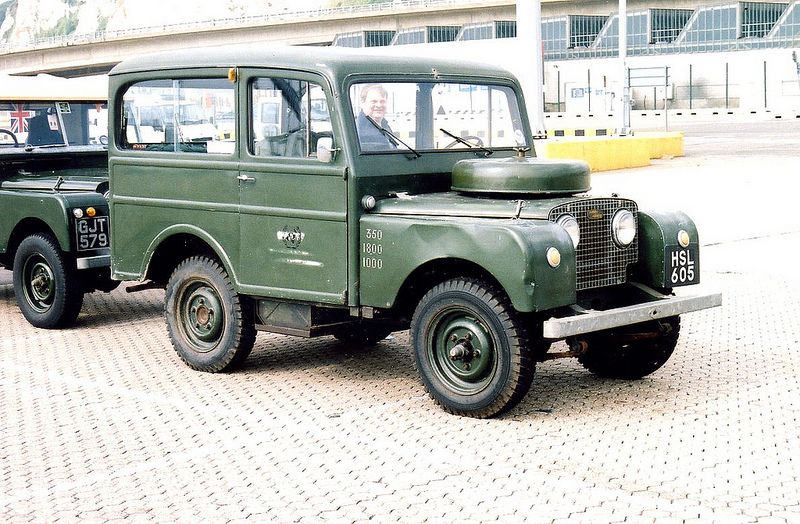 Un Tickford Land Rover Land Rover Series Land Rover Defender