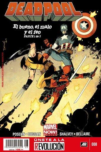 #Marvel mexico #comis