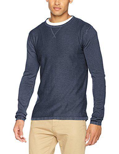 Knit - Ganesh - Jersey para Hombre, Talla M Mood indig Solid