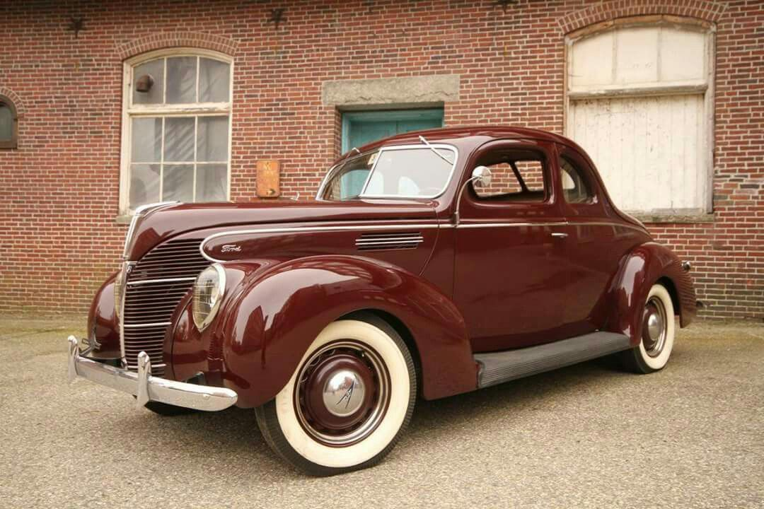 1939 Ford Standard Coupé | Ford fairlane | Pinterest | Ford, Ford ...