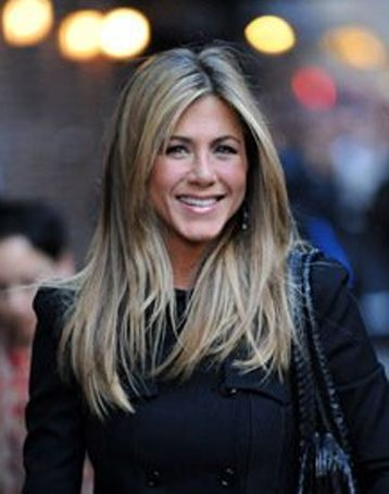 Jennifer Anniston Blonde