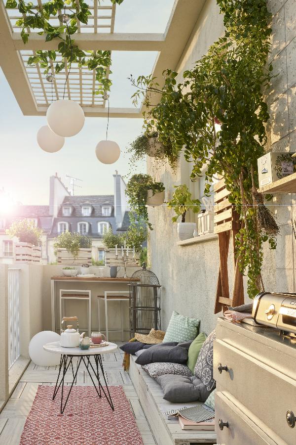 A la recherche d\'un aménagement malin pour votre balcon ? Avec une ...