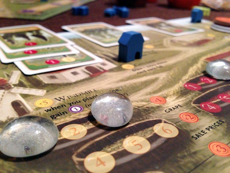 Viticulture Board Game Geek