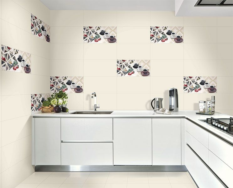Discover The Best Kitchen Tiles Kajaria Presents Designer Kitchen