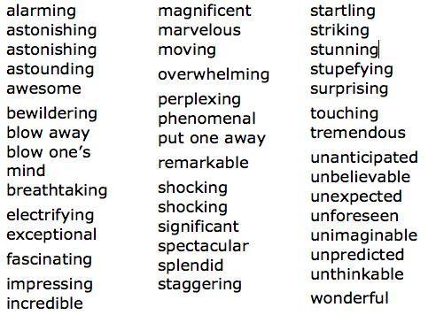 amazing synonyms pinterest board