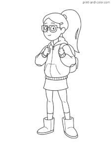 Infinity Train Coloring Pages Print And Color Com Train Coloring Pages Coloring Pages Train