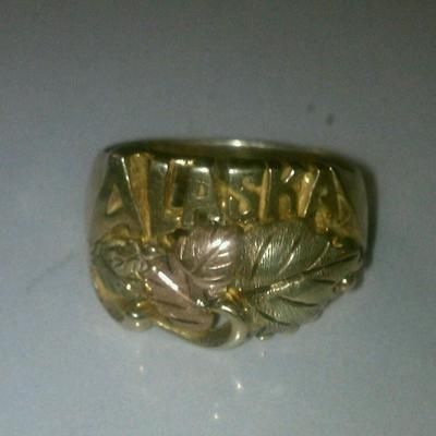 Daily Limit Exceeded Black Hills Gold Rings Gold Nugget Ring Gold Jewlery