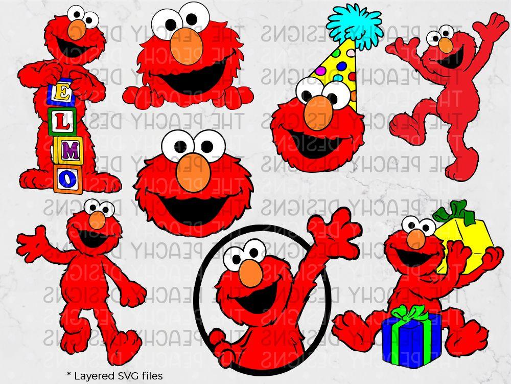 Pin On Elmo
