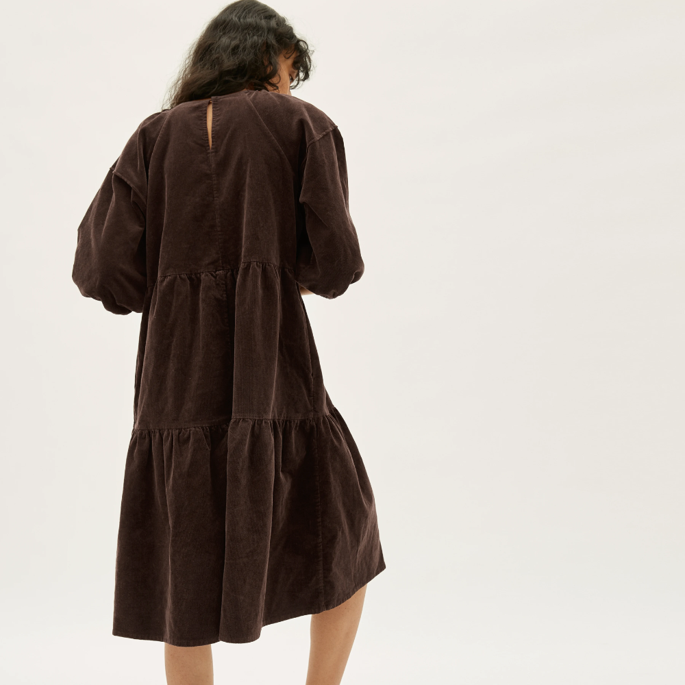 Women S Tiered Corduroy Dress Everlane Corduroy Dress Cord Dress Dresses [ 1000 x 1000 Pixel ]
