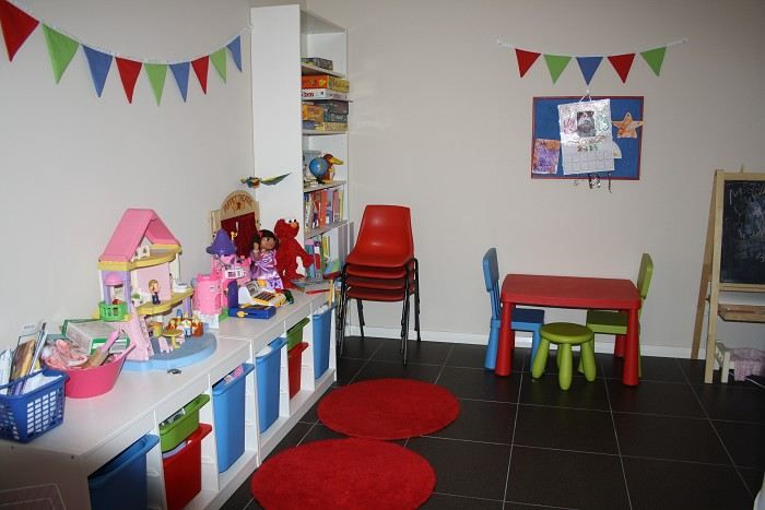 Trofast Playroom Corner