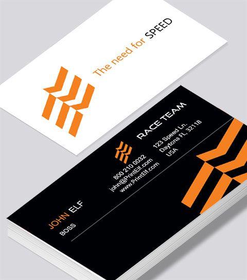 Modern contemporary business card design race business card design free business cards colourmoves