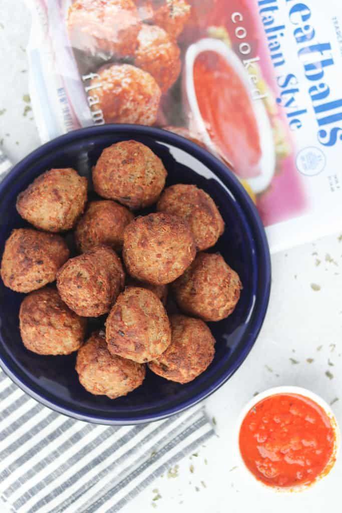 EASY Frozen Meatballs in Air Fryer | Recipe in 2020 ...