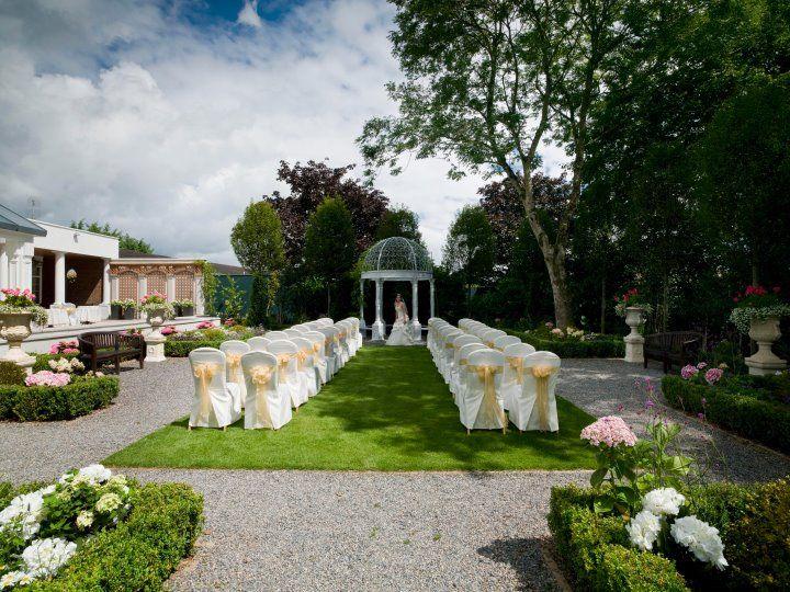 The keadeen hotel wedding venue in newbridge kildare for Garden design kildare