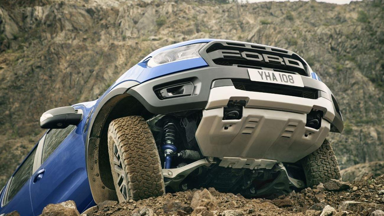 New Ford Ranger Raptor Makes European Motor Show Debut Ford Ranger Raptor