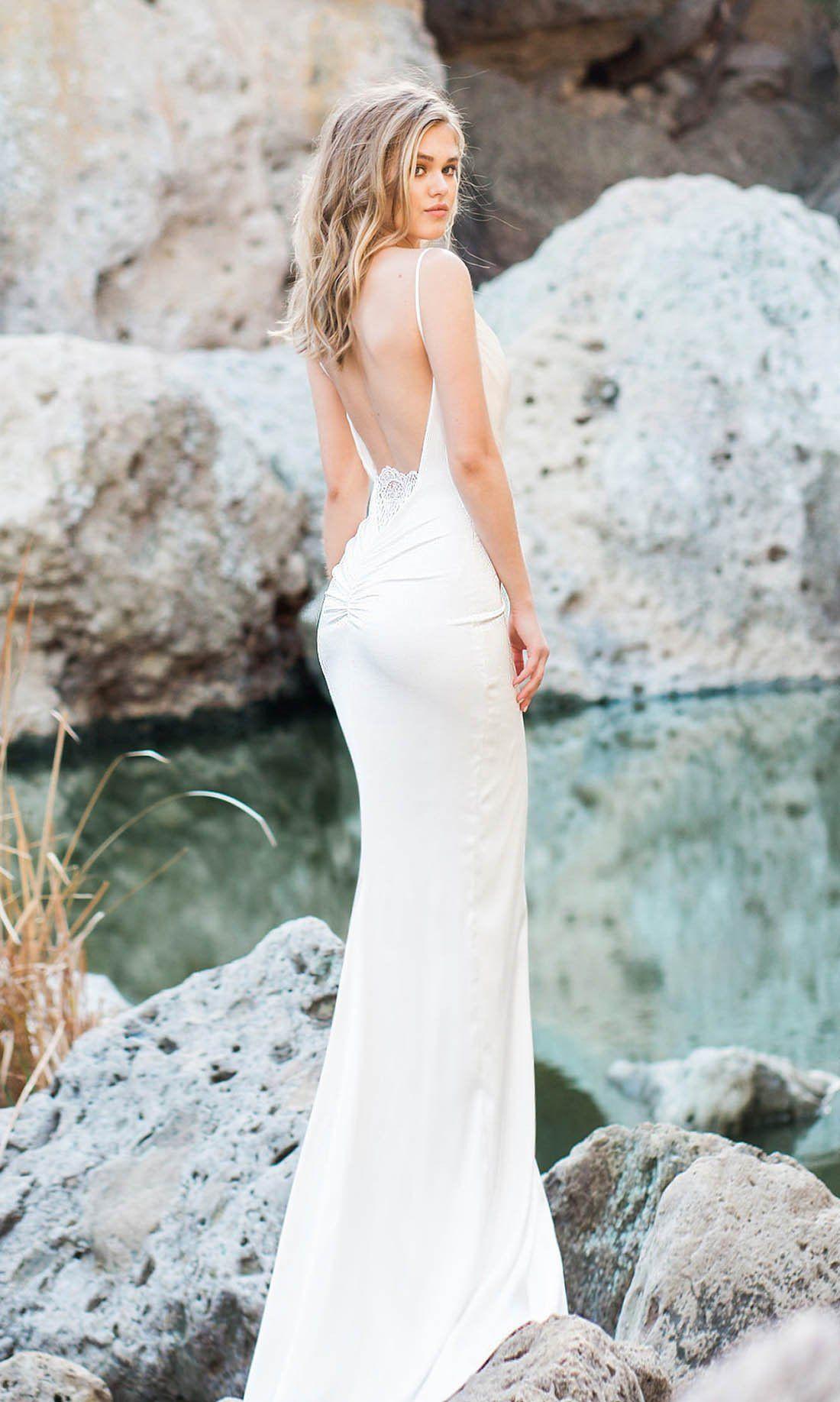Katie May   Avalon   Available at Portland a&be bridal shop ...